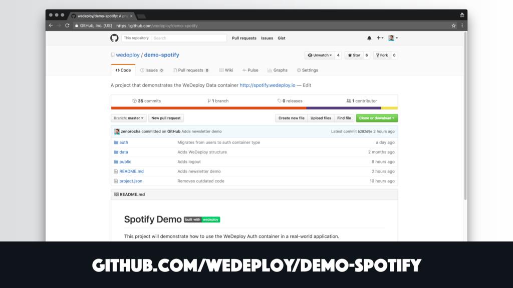 github.com/wedeploy/demo-spotify
