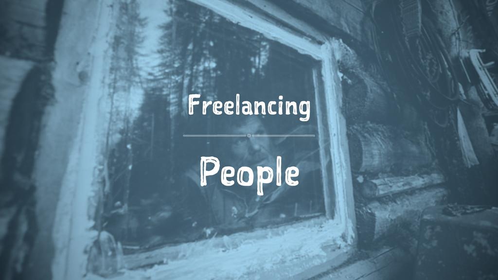 Freelancing People
