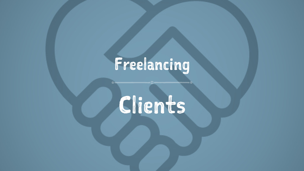 Freelancing Clients