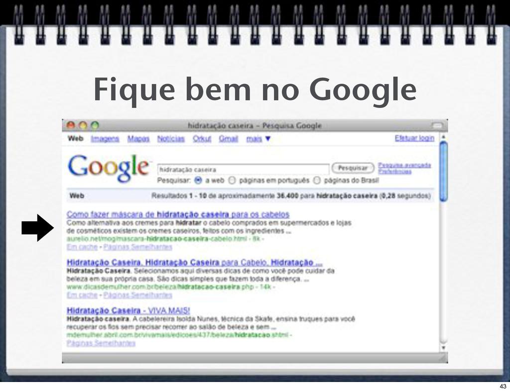 Fique bem no Google 43