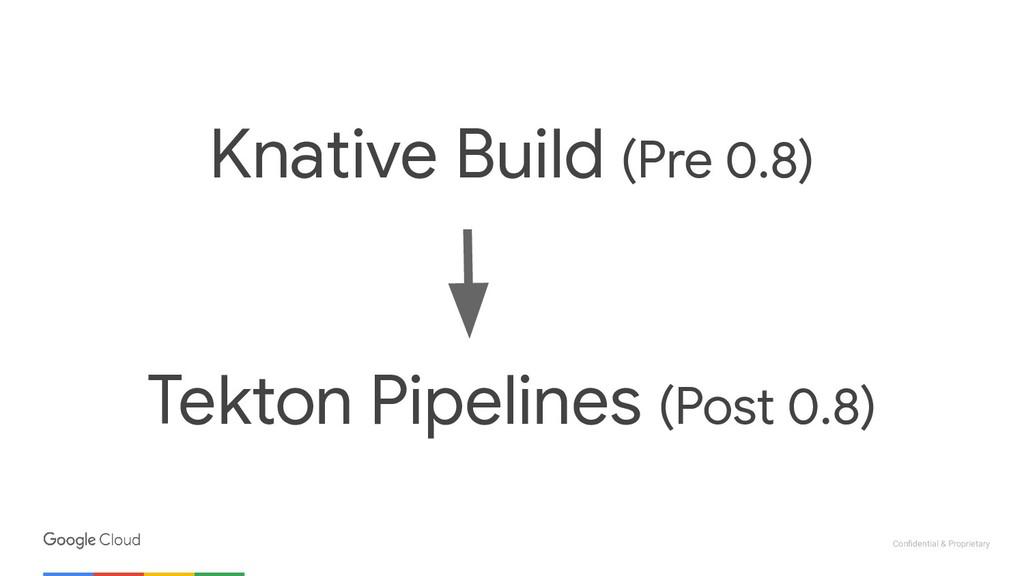 Confidential & Proprietary Knative Build (Pre 0....