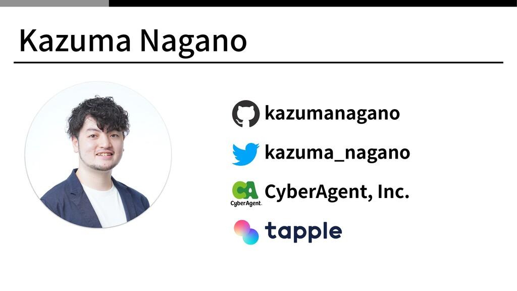 Kazuma Nagano kazumanagano   kazuma_nagano   Cy...