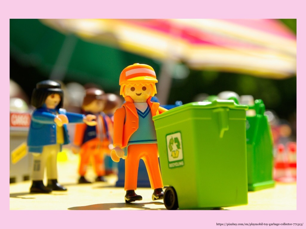 https://pixabay.com/en/playmobil-toy-garbage-co...