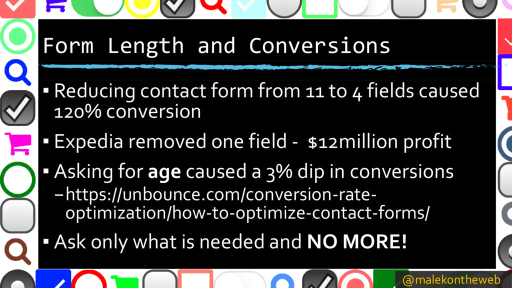 @malekontheweb Form Length and Conversions ▪ Re...