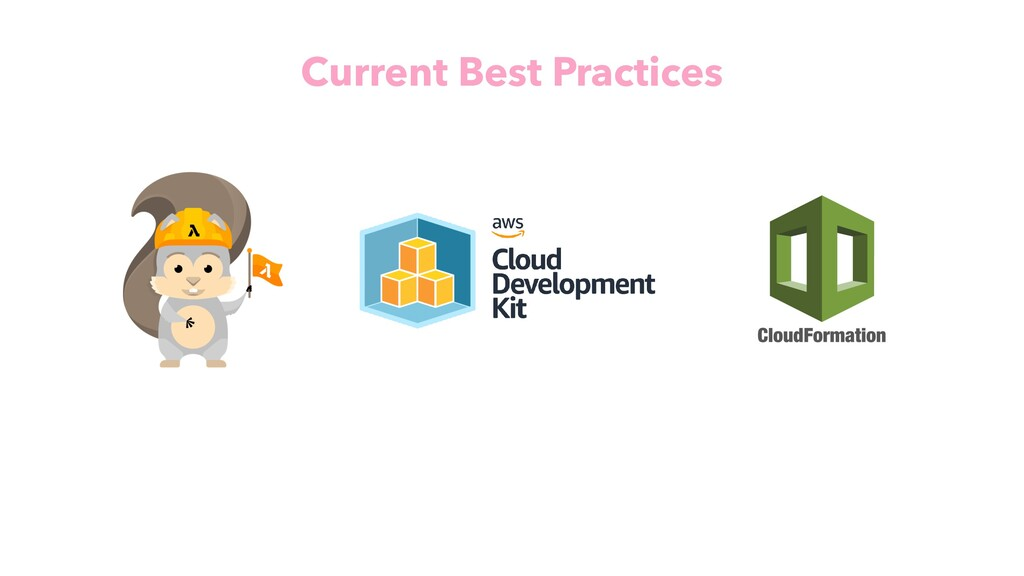Current Best Practices