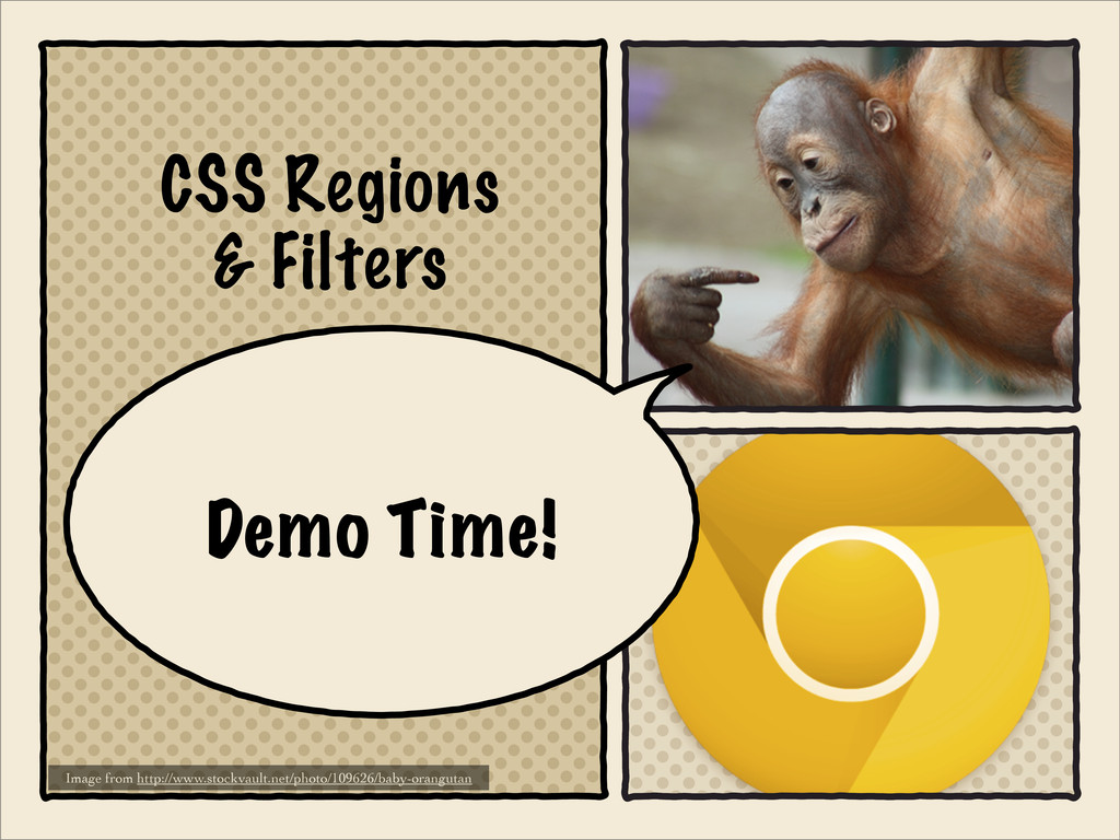 CSS Regions & Filters Image from http://www.sto...
