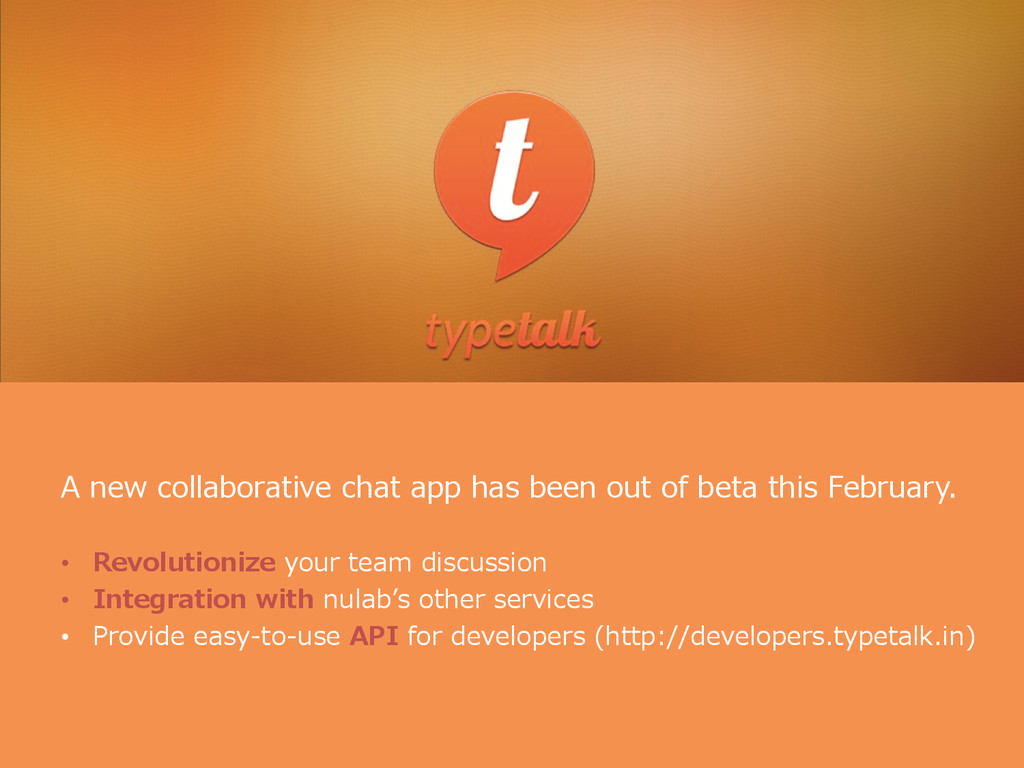 A new collaborative chat app has been ou...