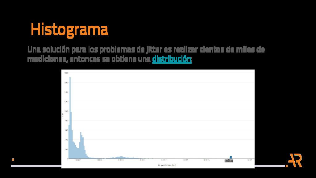 Histograma Una solución para los problemas de j...