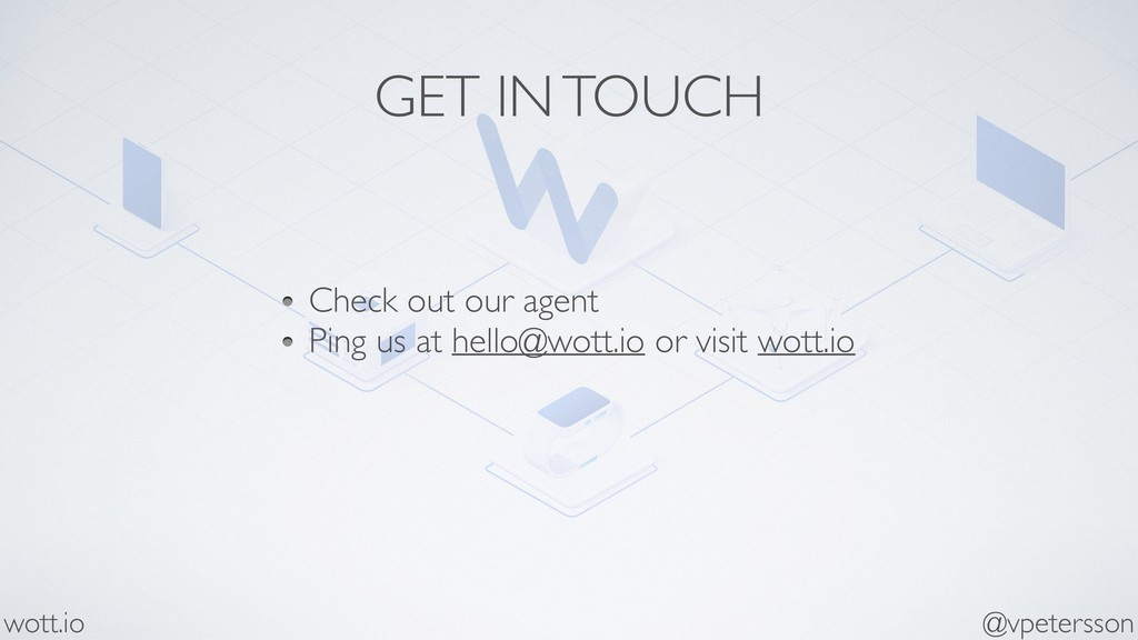 GET IN TOUCH Check out our agent Ping us at hel...