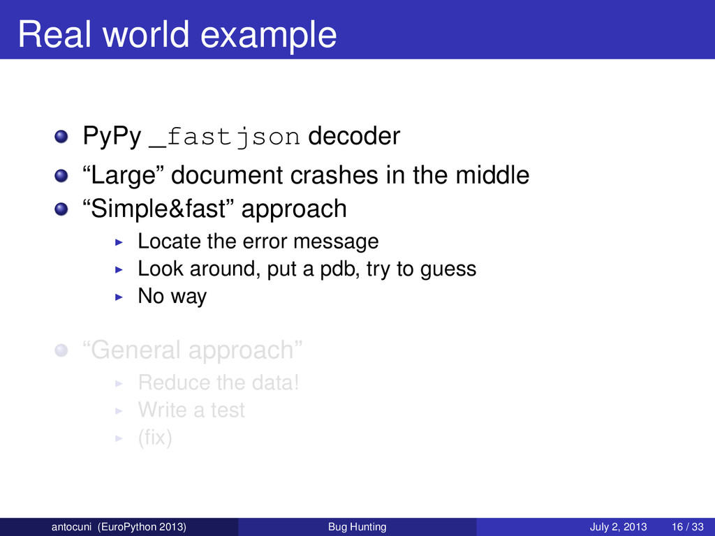 "Real world example PyPy _fastjson decoder ""Larg..."