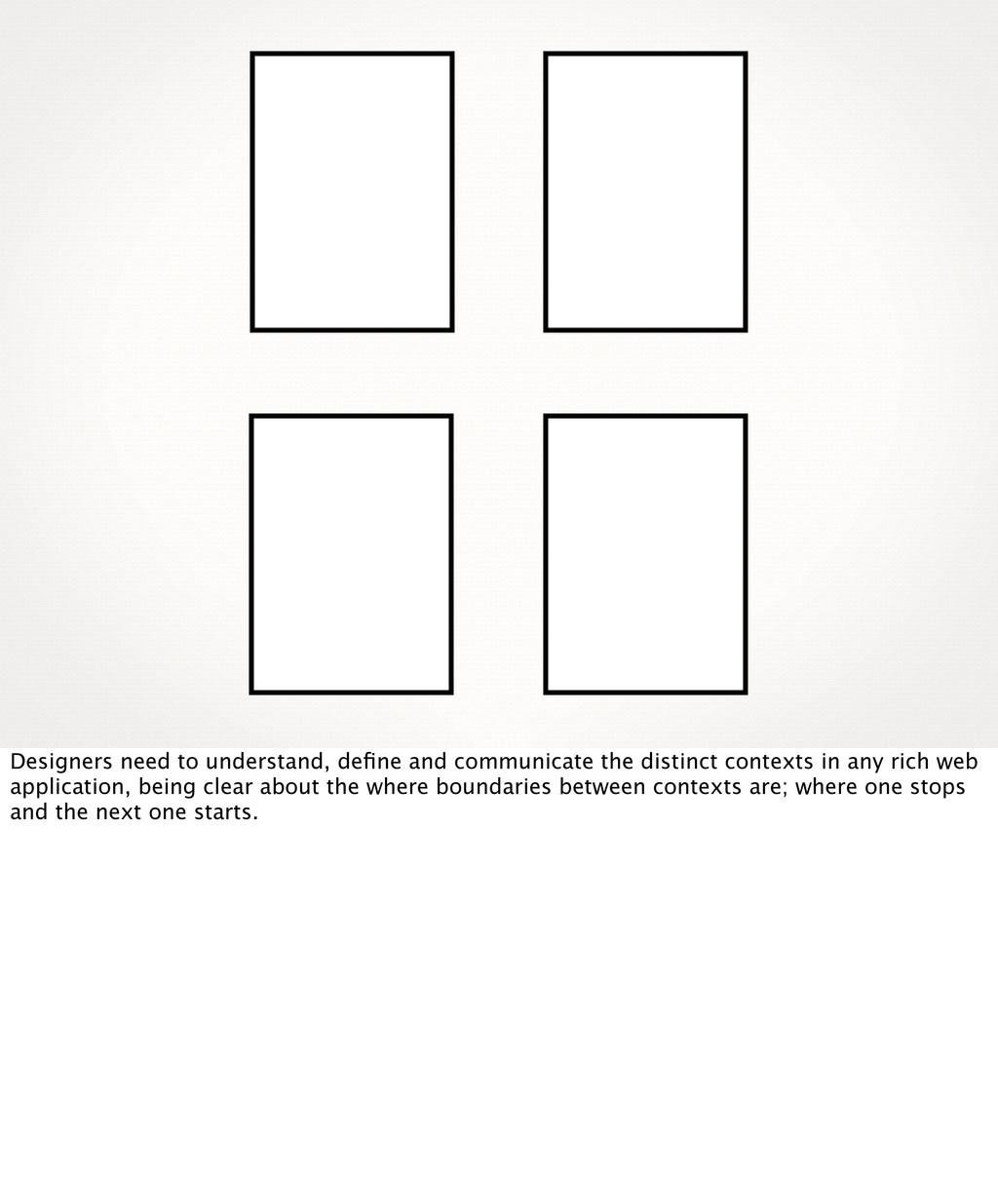 Designers need to understand, define and communi...