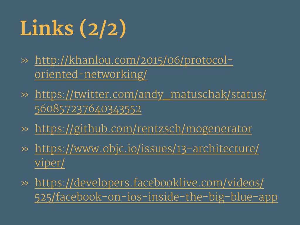 Links (2/2) » http://khanlou.com/2015/06/protoc...