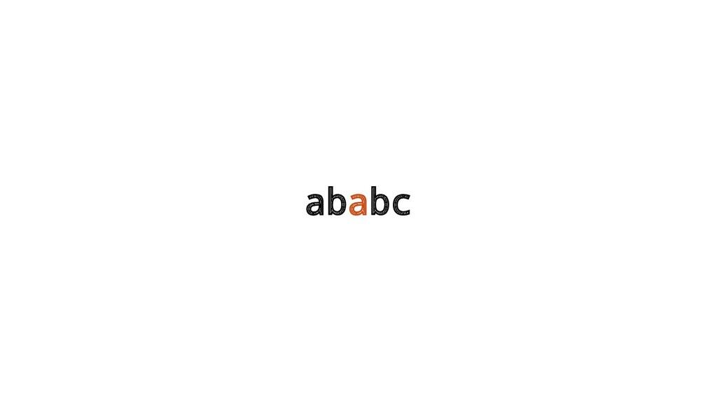 ababc