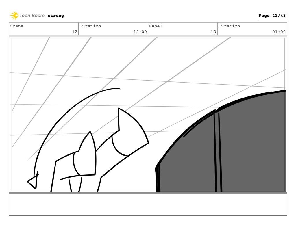 Scene 12 Duration 12:00 Panel 10 Duration 01:00...