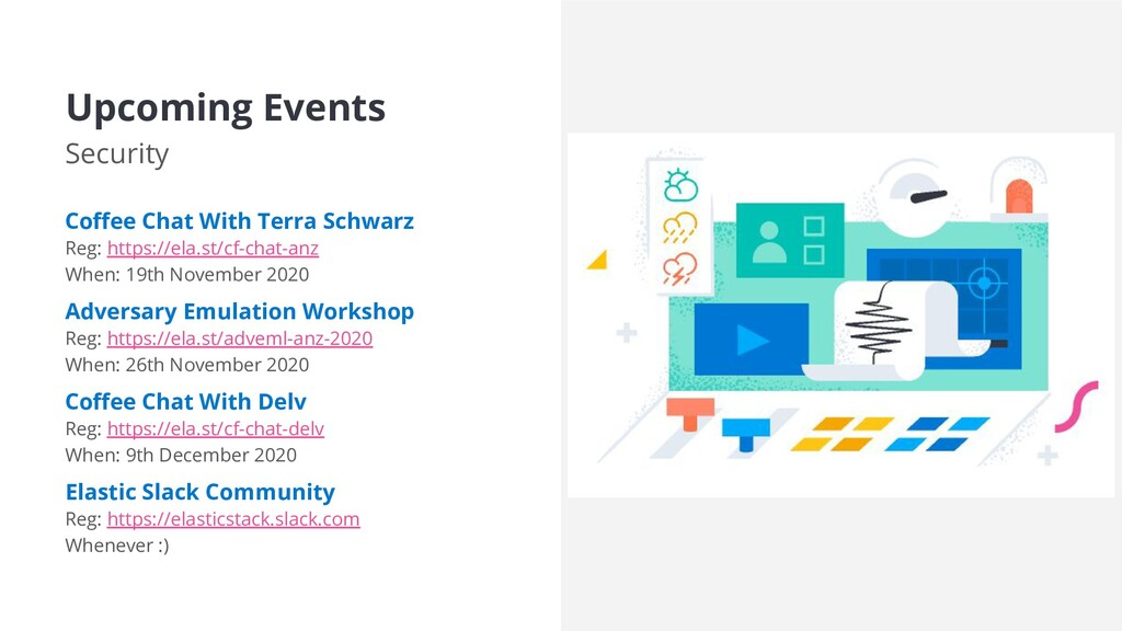 Upcoming Events Security Coffee Chat With Terra ...