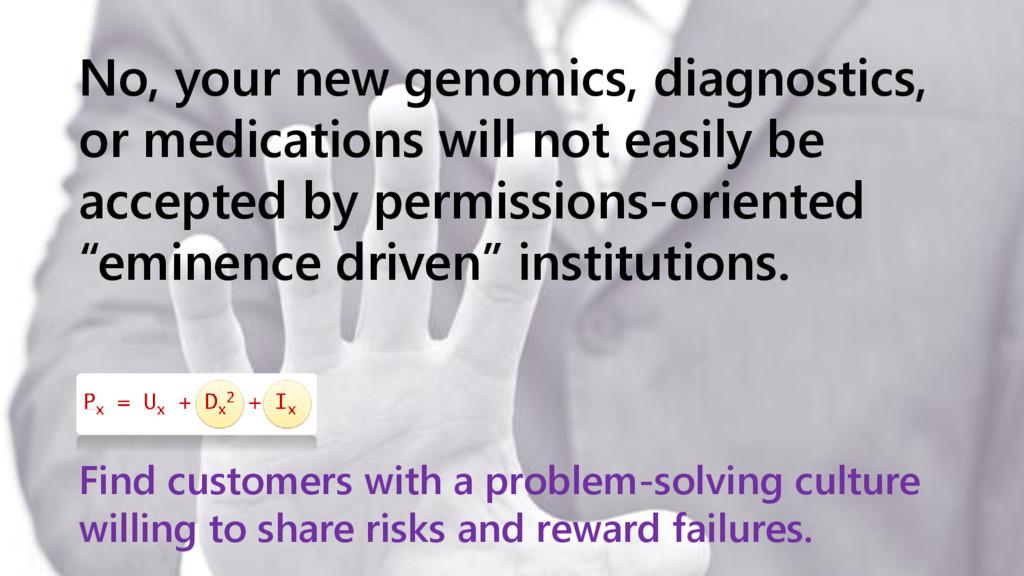16 www.SpeakerDeck.com/shah No, your new genomi...