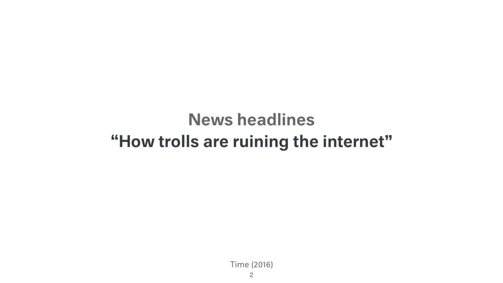 """Time (2016) """"How trolls are ruining the interne..."""