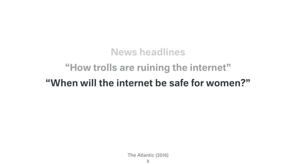 """The Atlantic (2016) """"When will the internet be ..."""