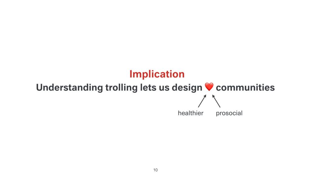 Understanding trolling lets us design ❤ communi...