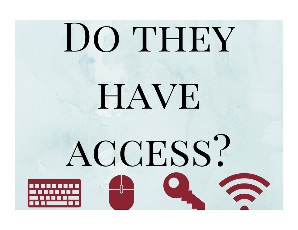 Do they have access?