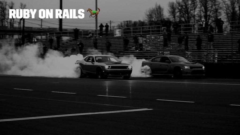 Ruby On Rails !