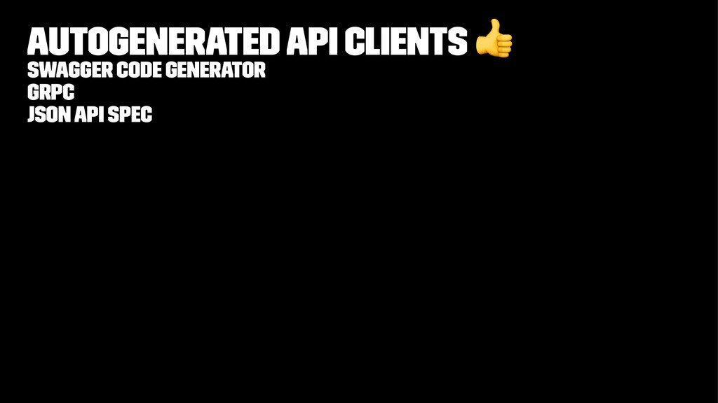 Autogenerated API Clients Swagger Code Generato...