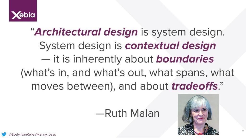 "11 @EvelynvanKelle @kenny_baas ""Architectural d..."