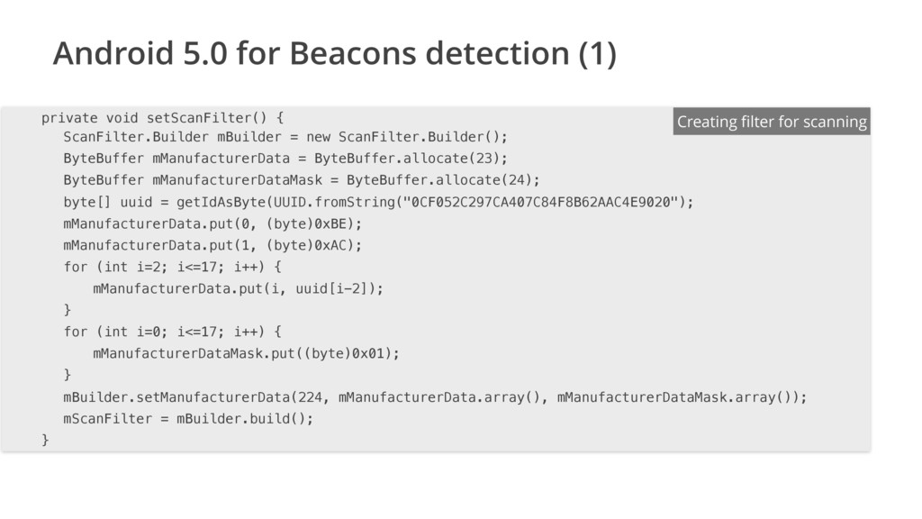 Android 5.0 for Beacons detection (1) private v...