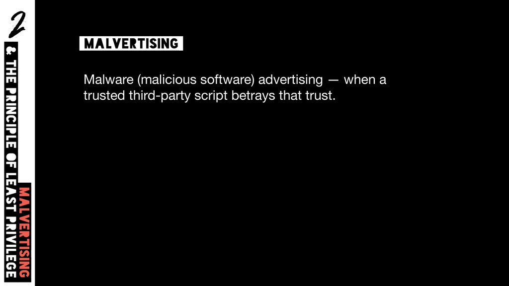2 Malvertising 