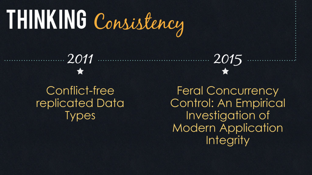 2015 2011 Conflict-free replicated Data Types F...