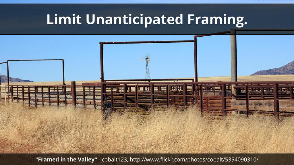 """""""Framed in the Valley"""" - cobalt123, http://www...."""