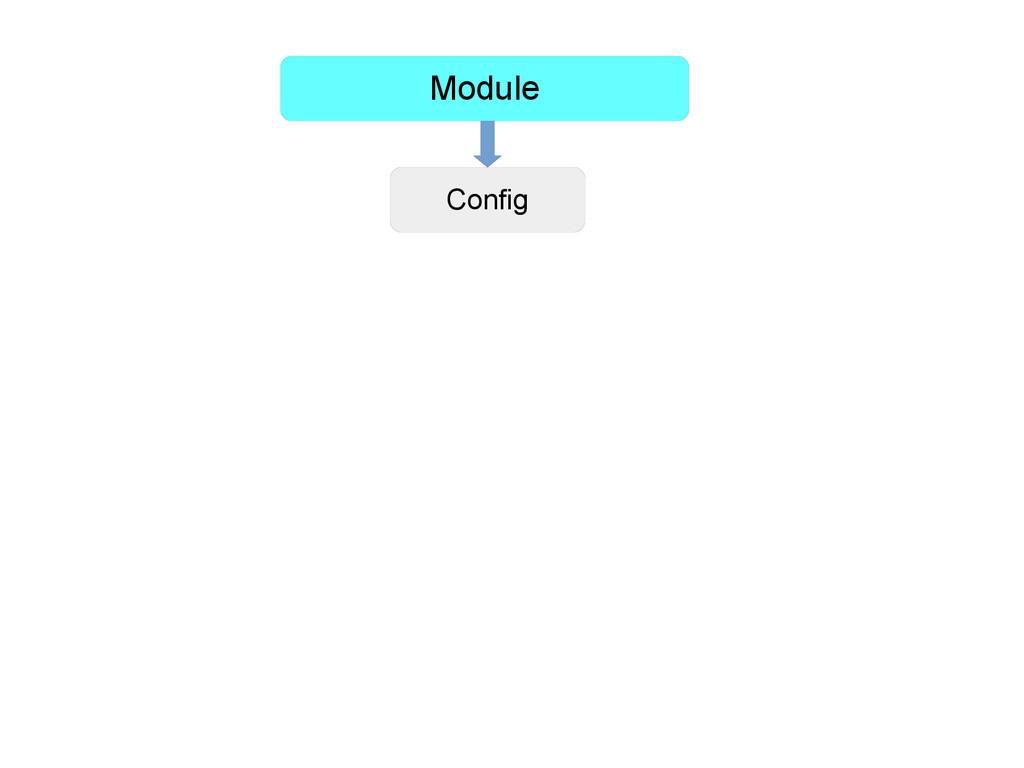 Module Config
