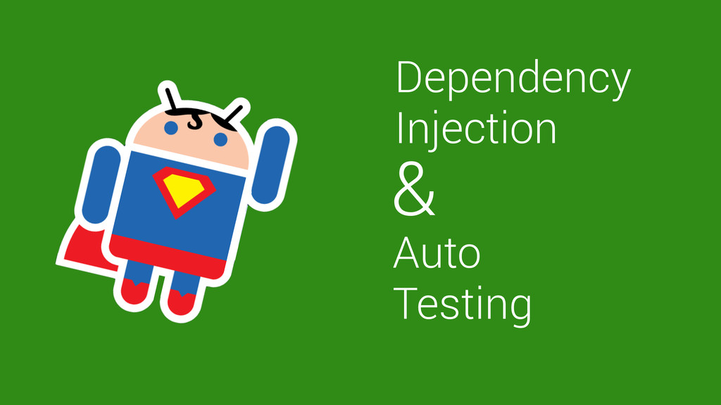 Dependency Injection Auto Testing &