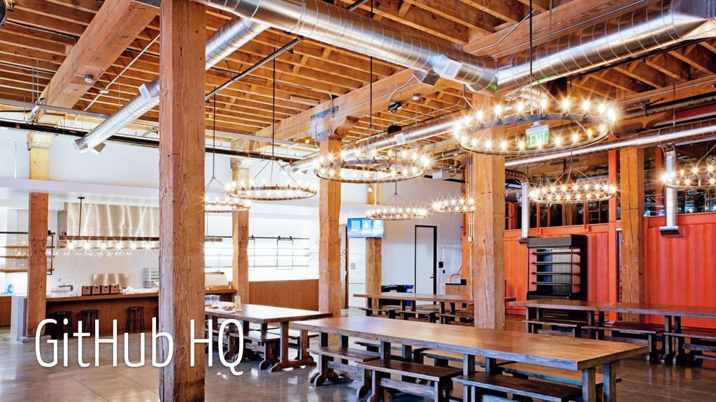 GitHub HQ