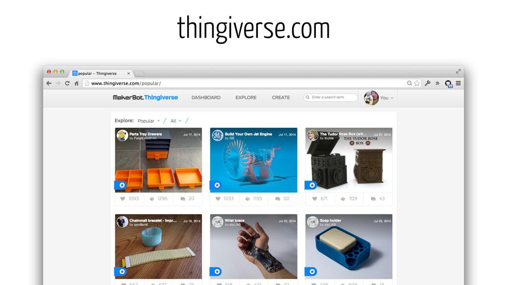 thingiverse.com