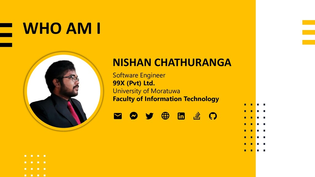 NISHAN CHATHURANGA Software Engineer 99X (Pvt) ...
