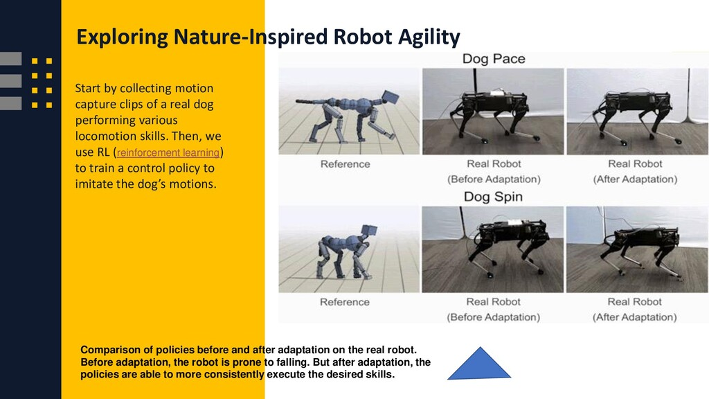 Exploring Nature-Inspired Robot Agility Start b...