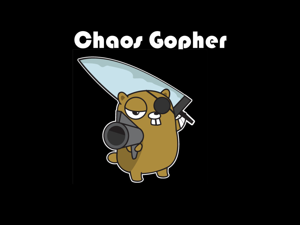 Chaos Gopher