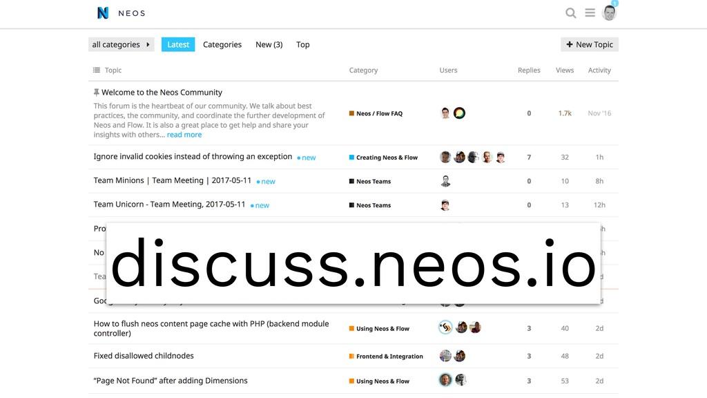 discuss.neos.io