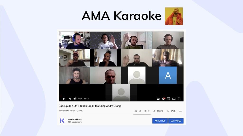 AMA Karaoke