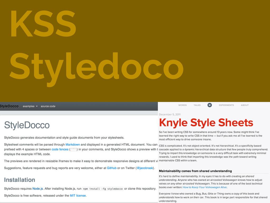 KSS Styledoco