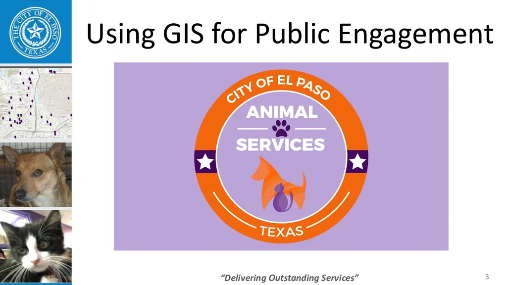 """Delivering Outstanding Services"" Using GIS for..."