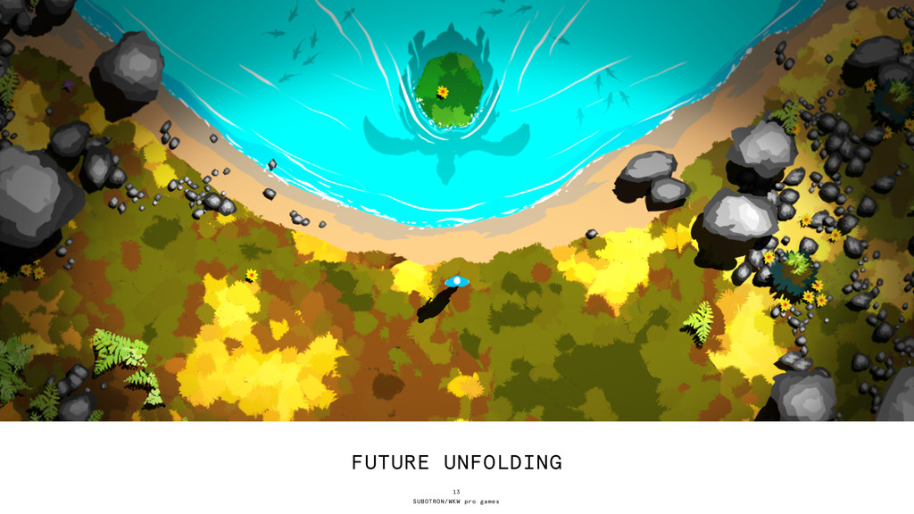 SUBOTRON/WKW pro games 13 FUTURE UNFOLDING