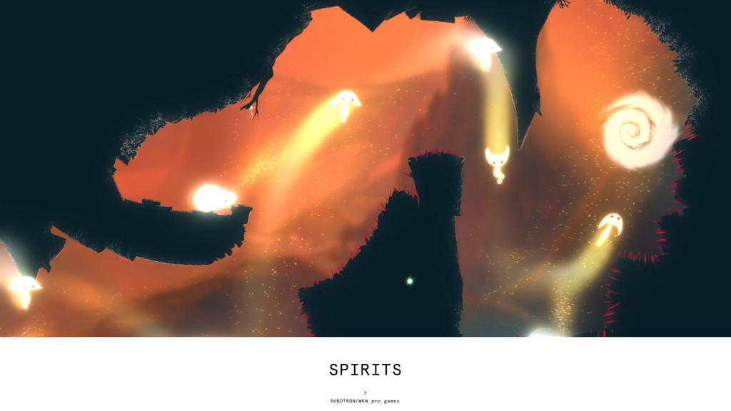 SUBOTRON/WKW pro games 7 SPIRITS