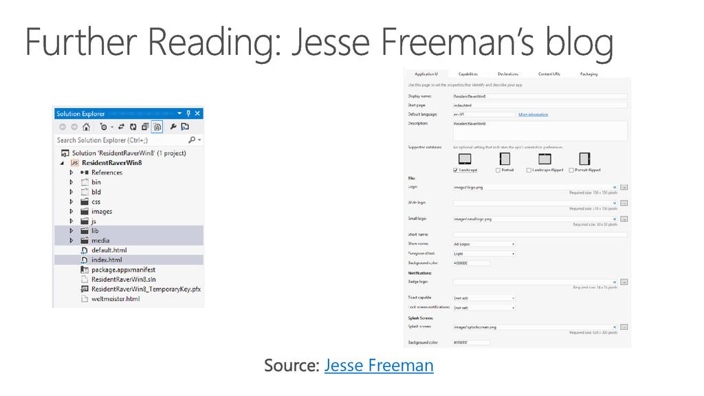 Jesse Freeman