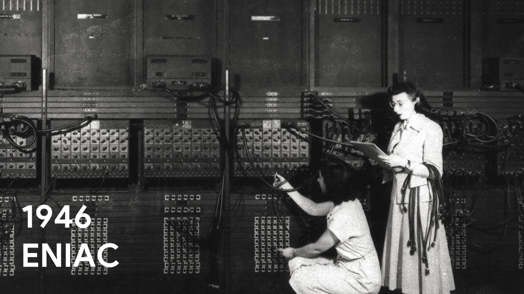 1946 ENIAC