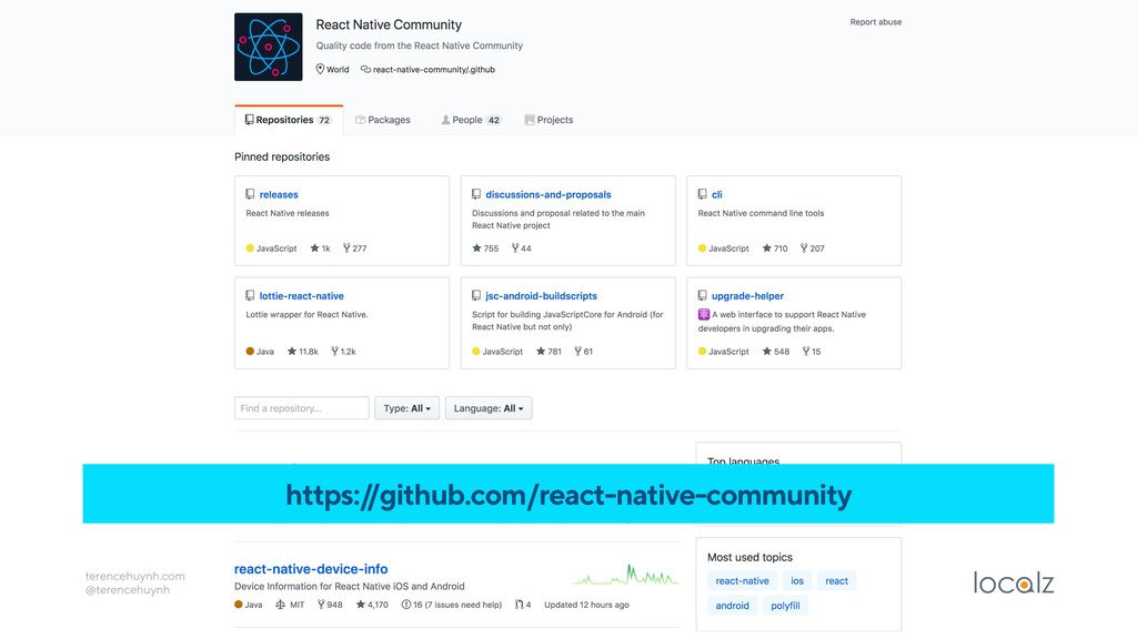 terencehuynh.com @terencehuynh https:/ /github...