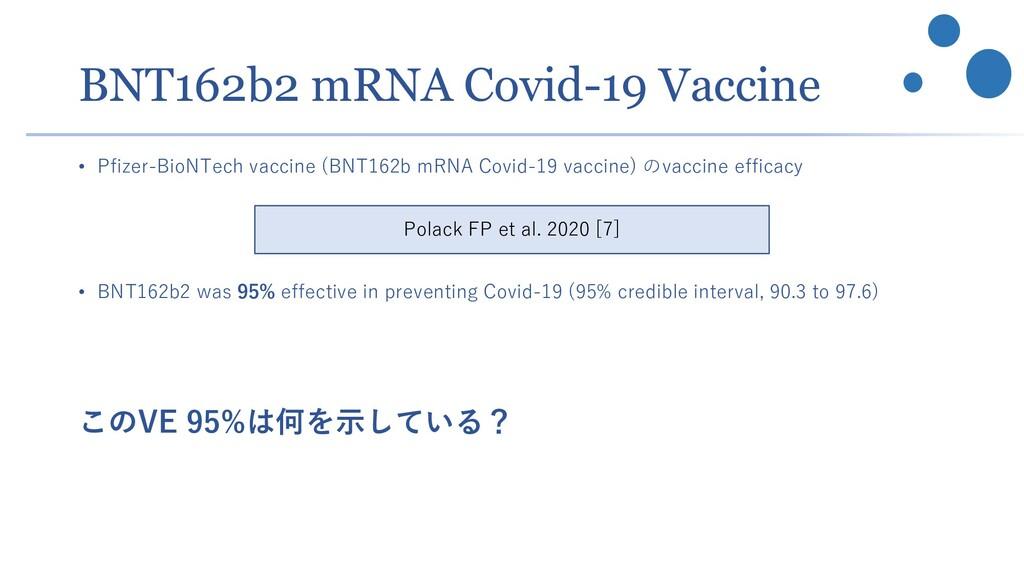 BNT162b2 mRNA Covid-19 Vaccine • Pfizer-BioNTec...