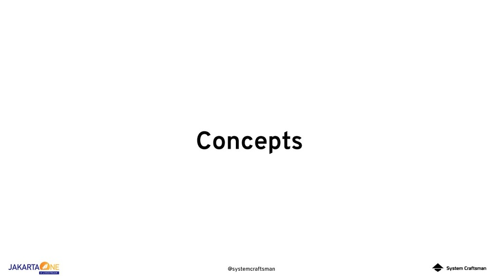 @systemcraftsman Concepts