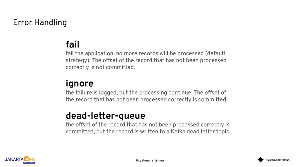 @systemcraftsman Error Handling fail fail the a...